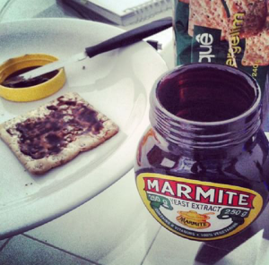 The salty taste of Marmite is a standard in former British colonies, and most people either love it or hate it. There is very little in between