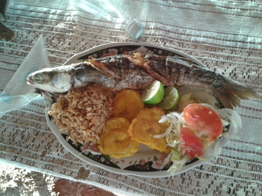 The food is a good enough reason to go to La Boquilla, just outside Cartagena, Colombia