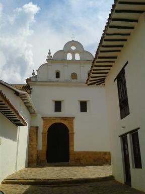 A centuries-old convent in Villa de Leyva