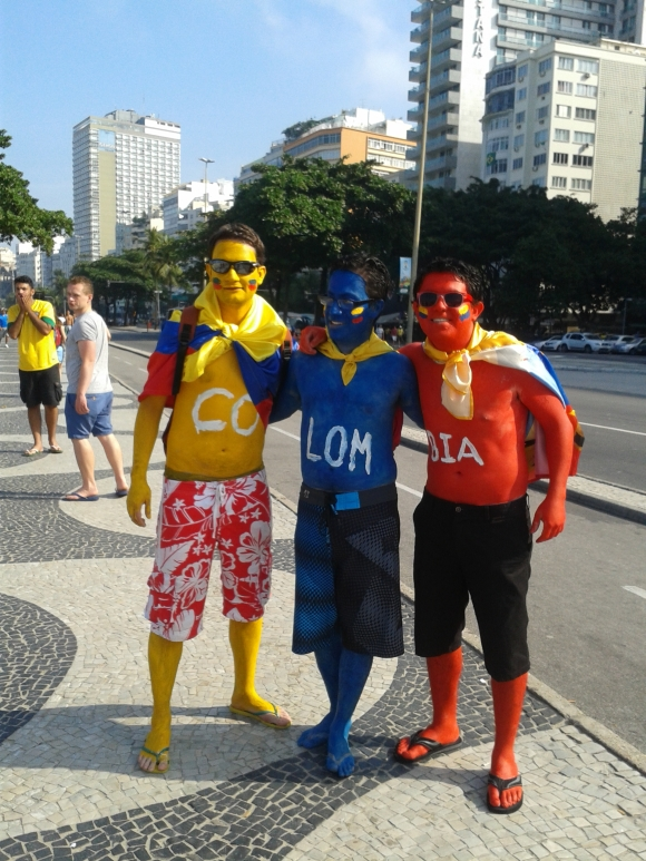 footballfans-colombia-rio-travelswiththegypsyqueen